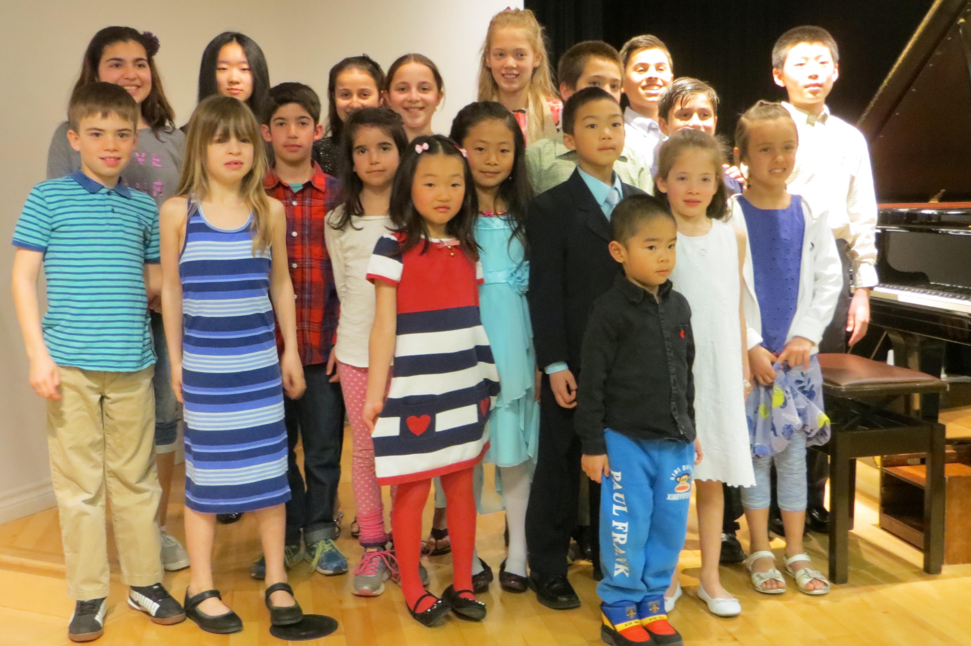 Piano Graduation Concert