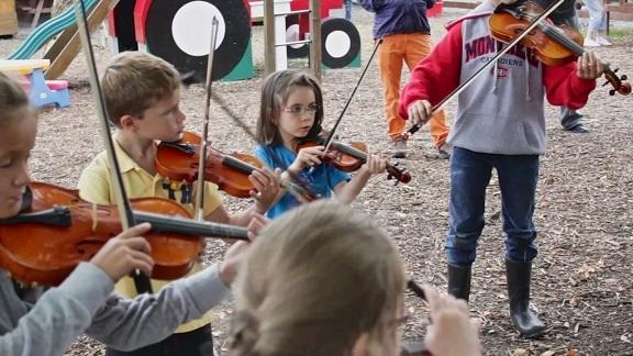 Play-In pour la rentrée 2013! Verger Labonté